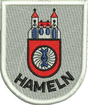 Hameln Embroidered badge